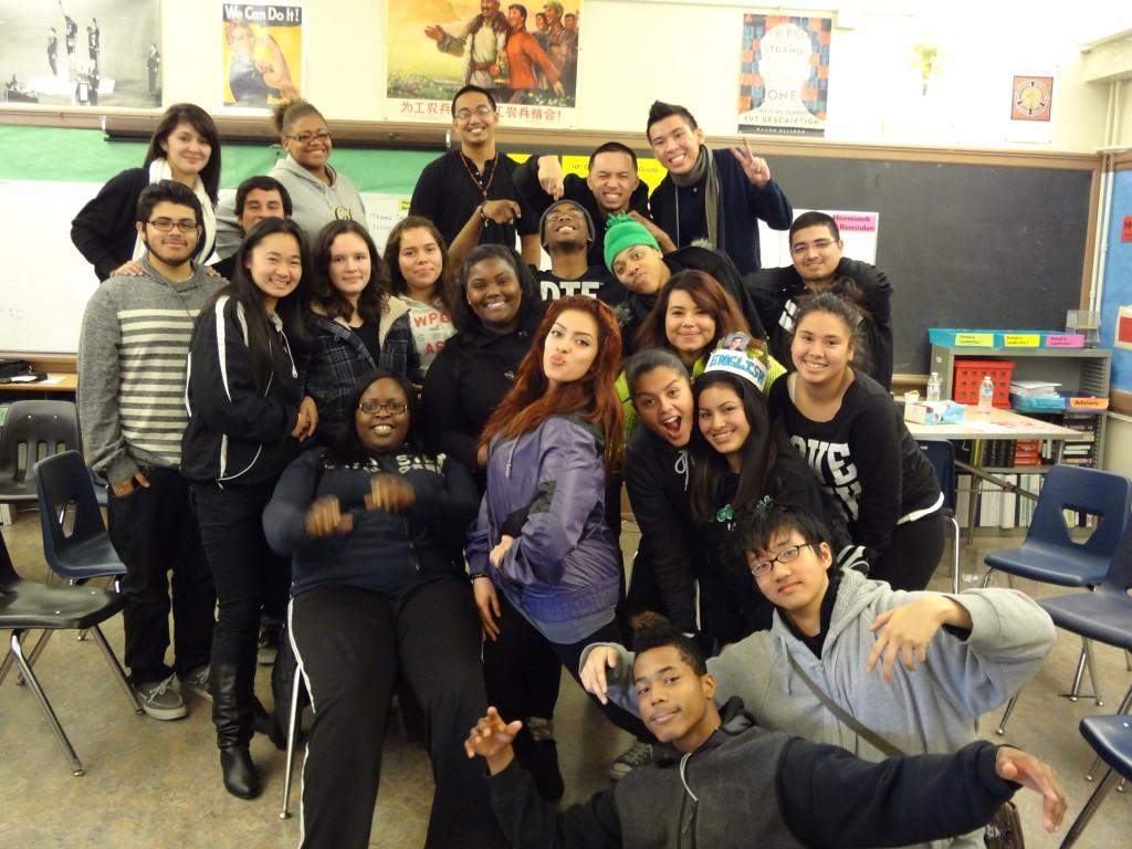 Class Pic 2012