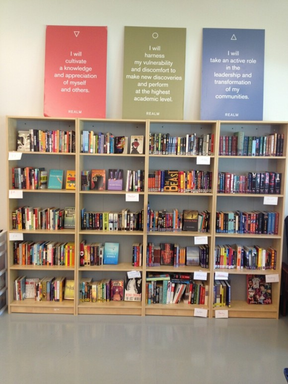 on teachers and classroom libraries iserotope