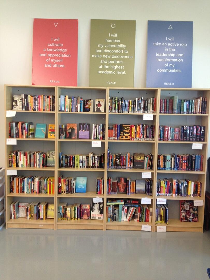 Classroom Bookshelf Ideas ~ Njt classroom library iserotope